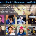 歴代のWCS世界チャンピオンによるエキシビジョンマッチが開催決定!【ダブル】